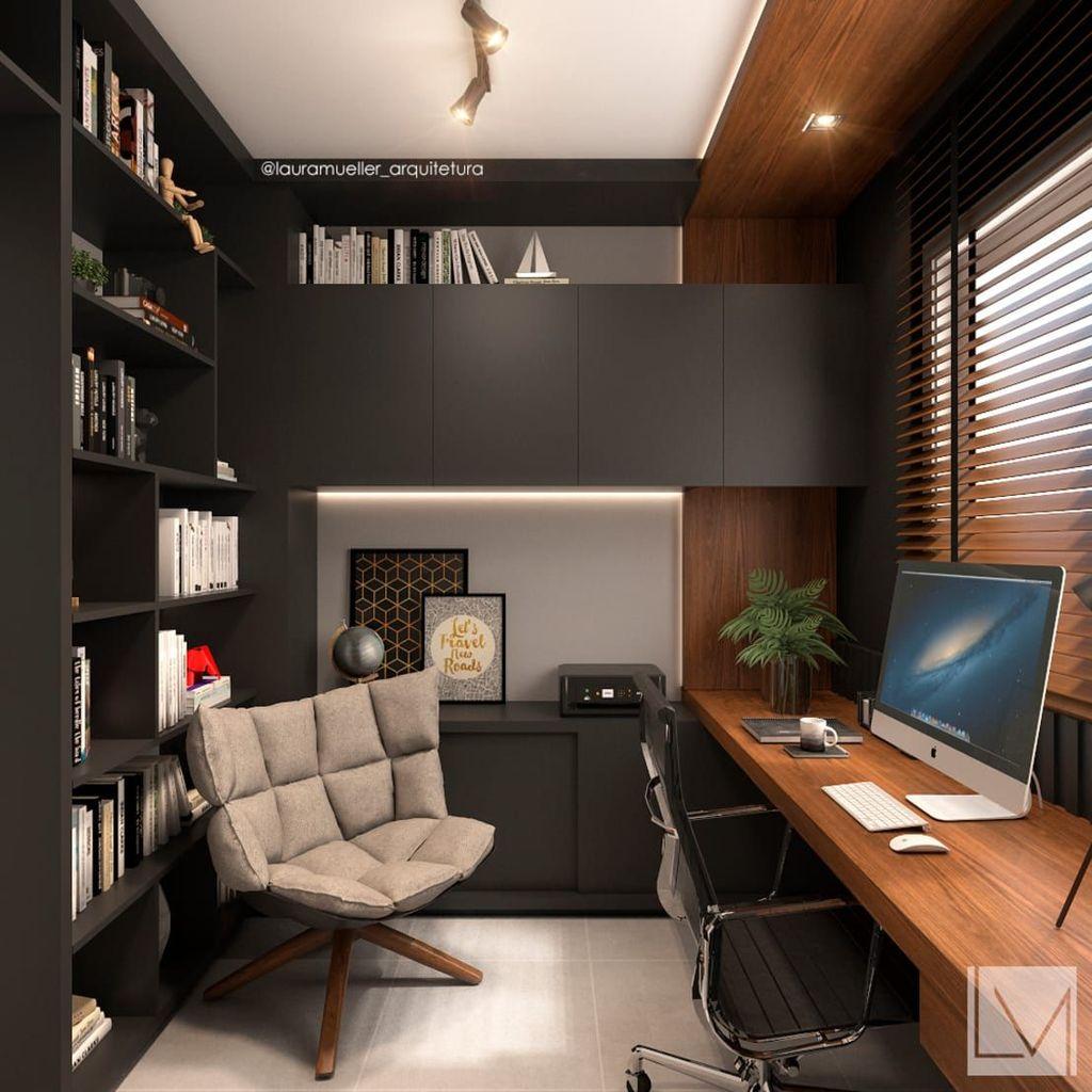 Gorgeous Modern Office Interior Design Ideas You Never Seen Before 08