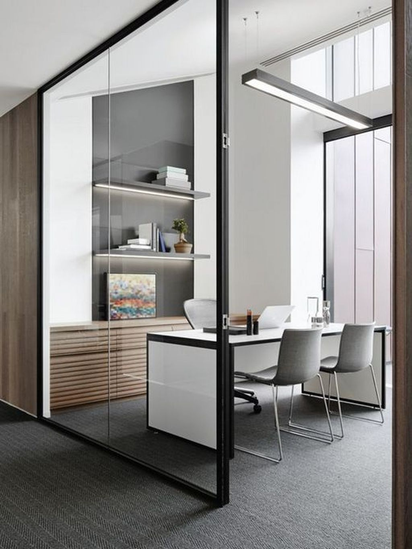 Gorgeous Modern Office Interior Design Ideas You Never Seen Before 09