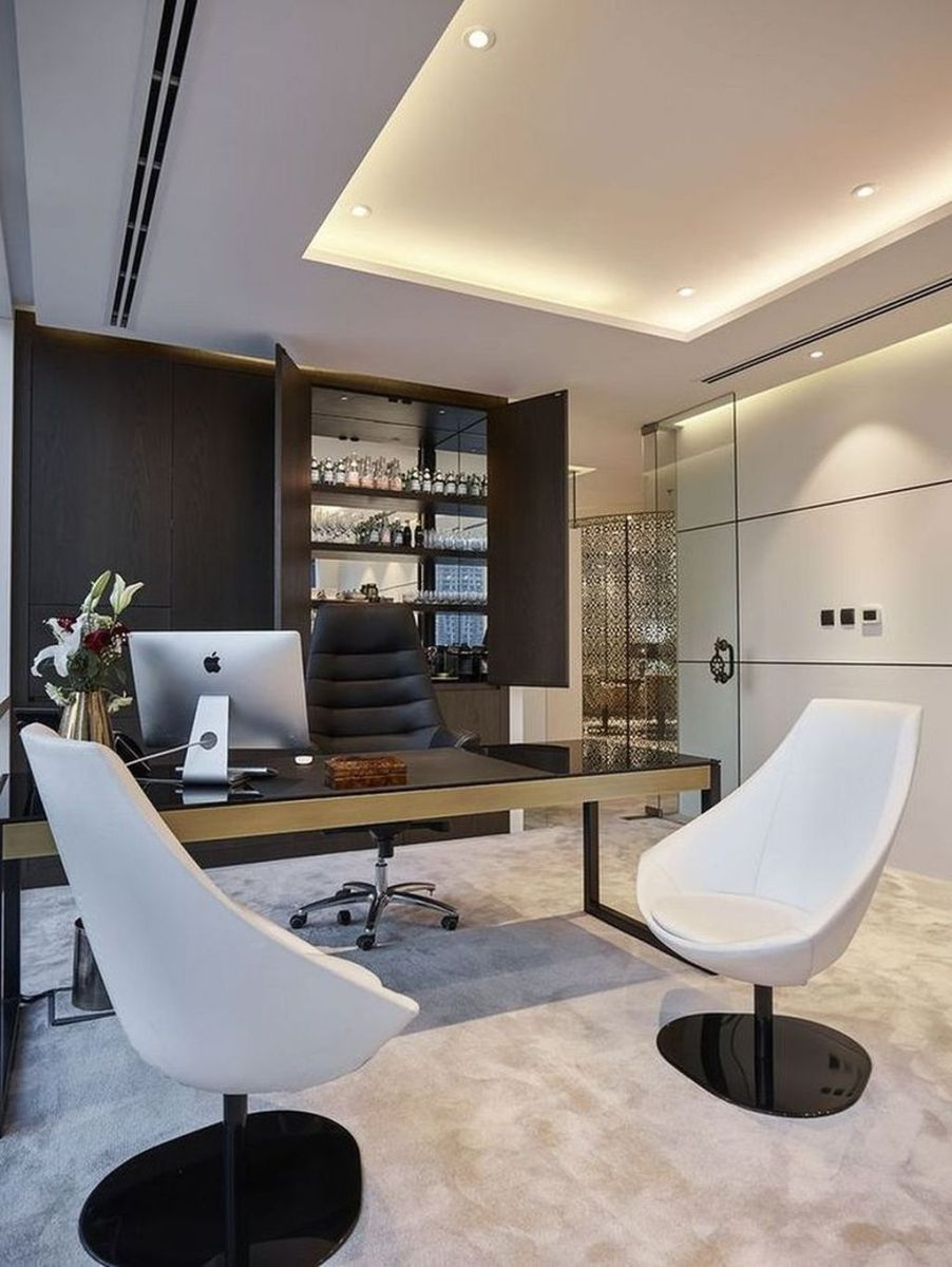 Gorgeous Modern Office Interior Design Ideas You Never Seen Before 12