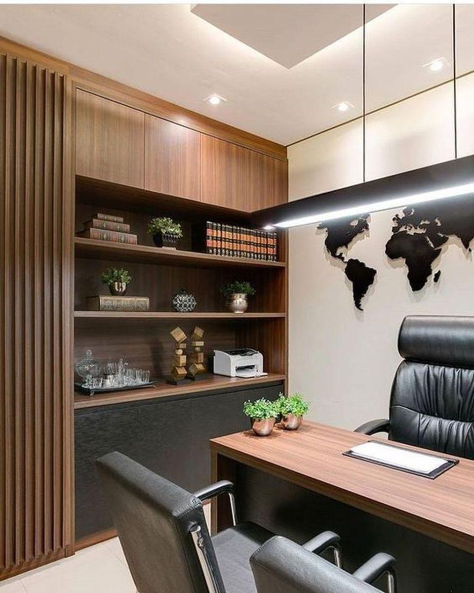 Gorgeous Modern Office Interior Design Ideas You Never Seen Before 17