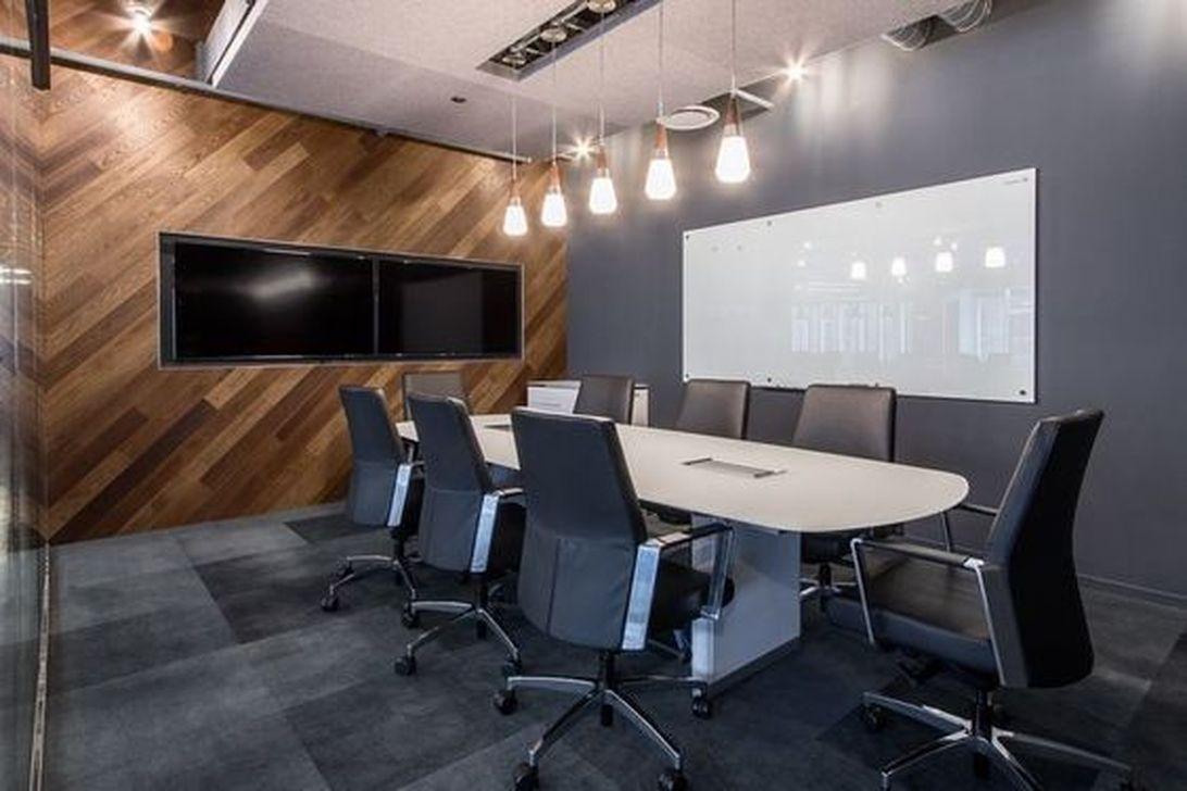 Gorgeous Modern Office Interior Design Ideas You Never Seen Before 18