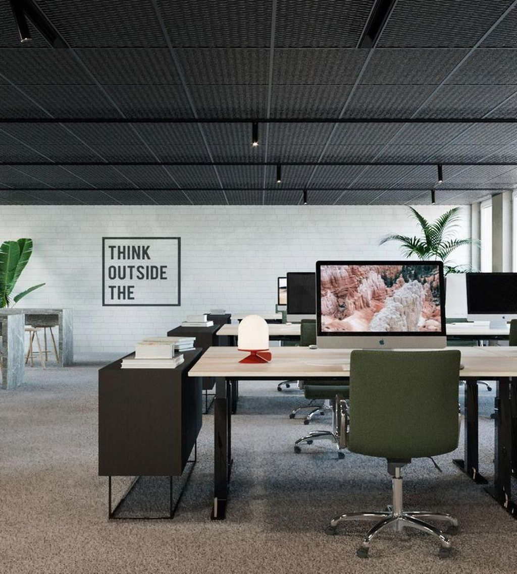 Gorgeous Modern Office Interior Design Ideas You Never Seen Before 26