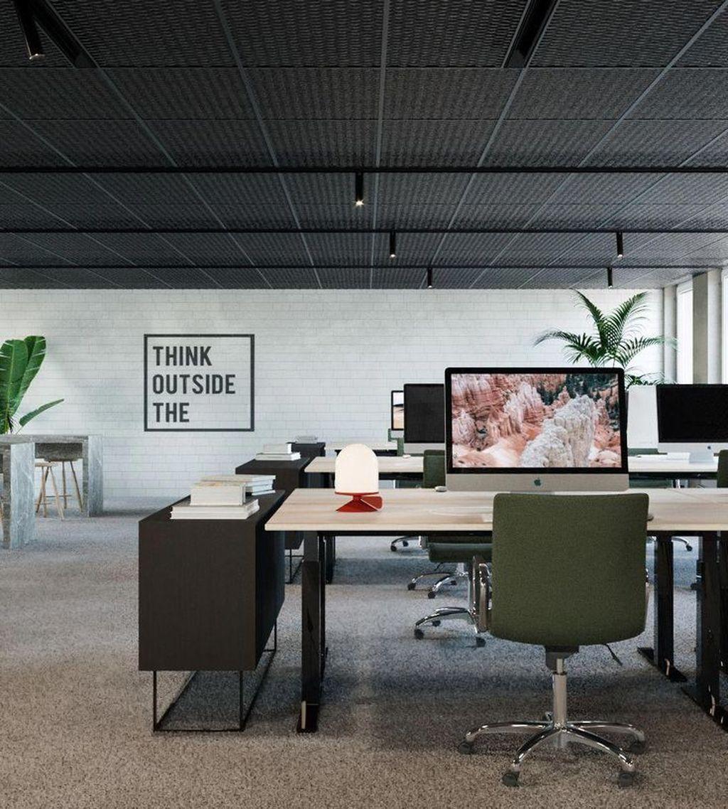 Gorgeous Modern Office Interior Design Ideas You Never Seen Before 26
