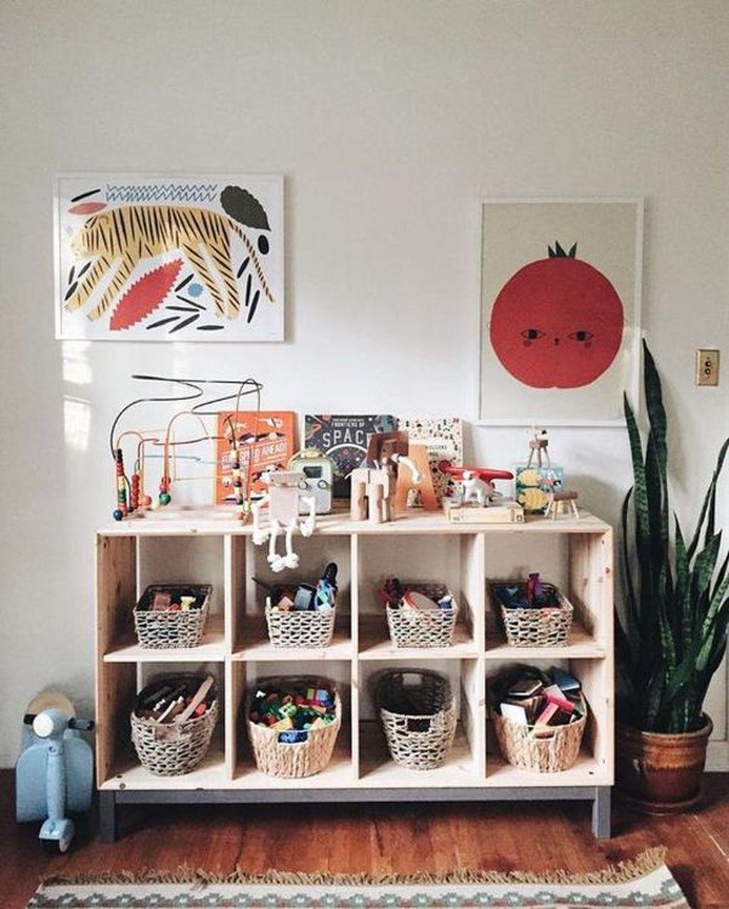 Inspiring Toy Storage Design Ideas 19