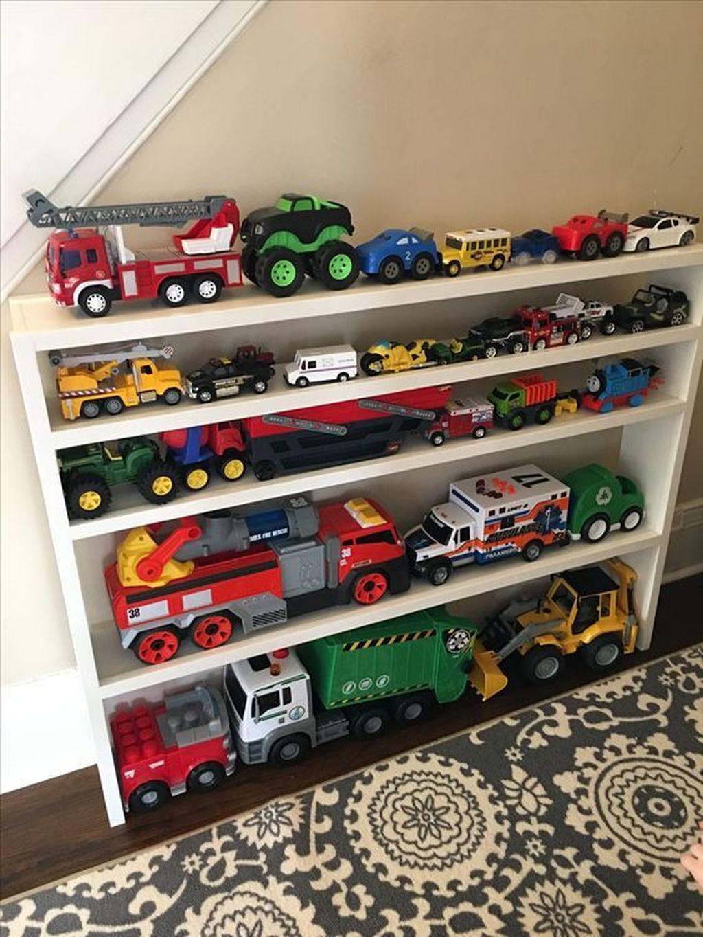 Inspiring Toy Storage Design Ideas 21