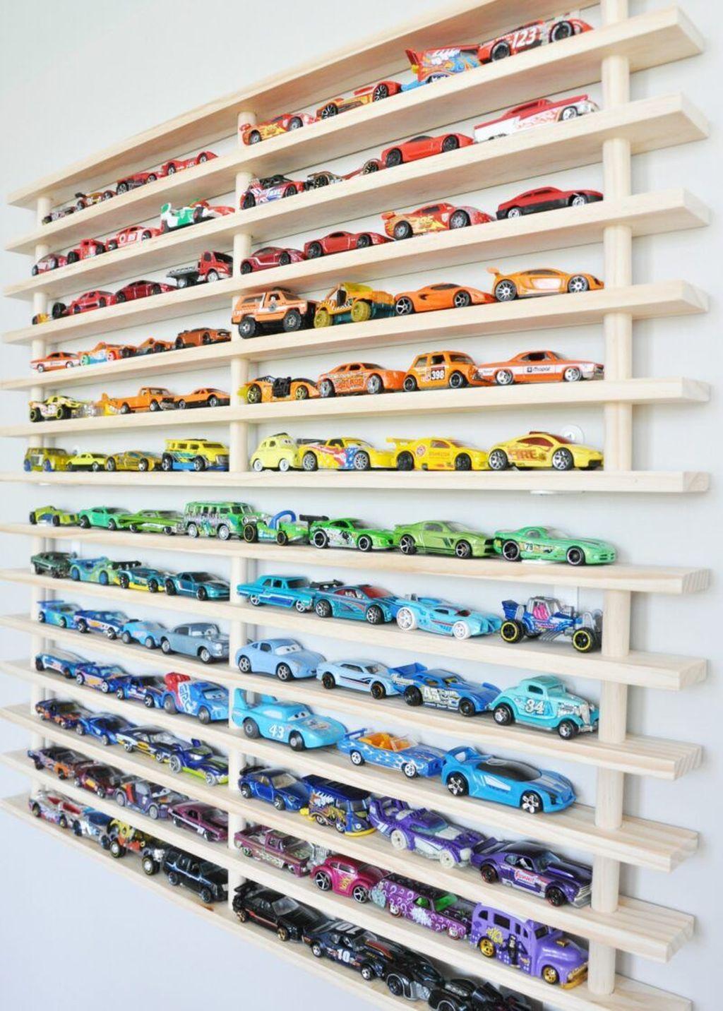 Inspiring Toy Storage Design Ideas 30