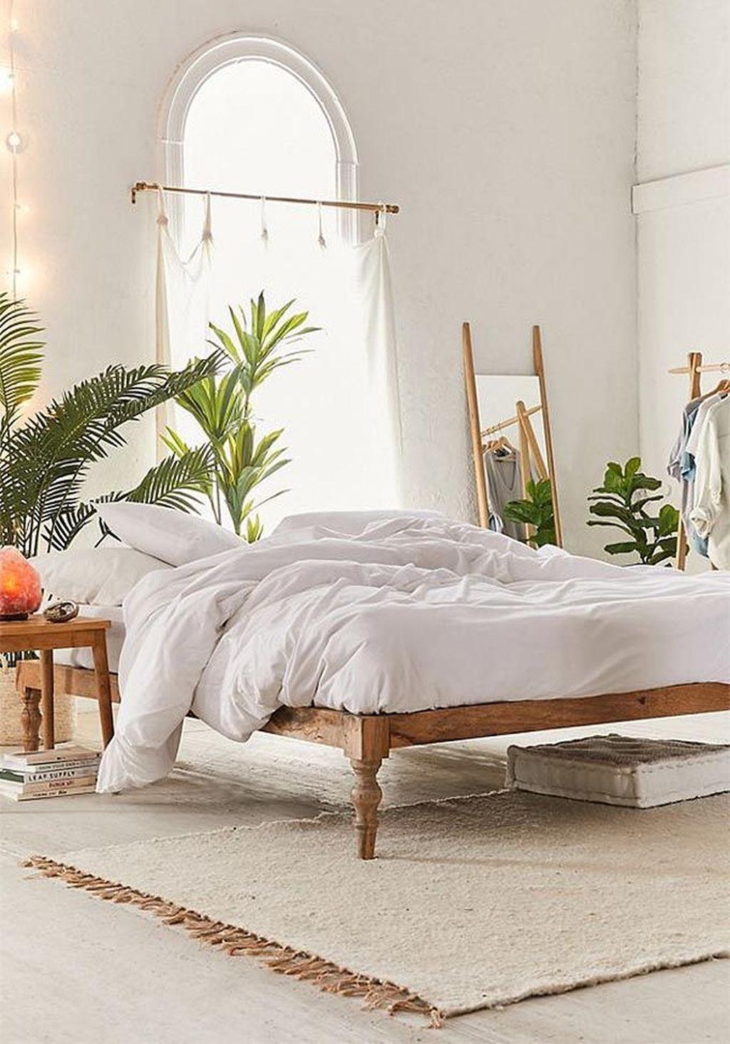 Lovely Boho Chic Bedroom Decor Idea 27
