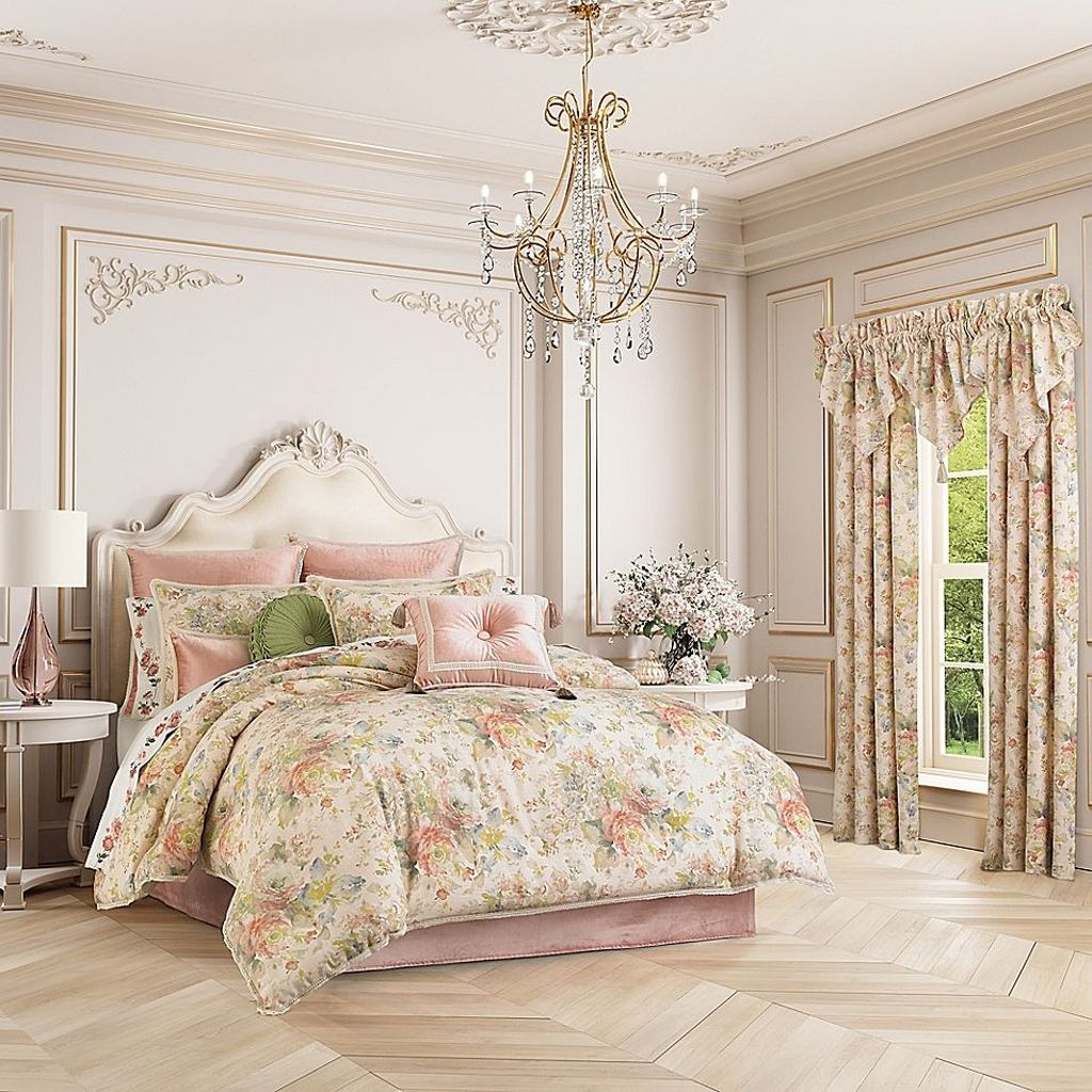 Stunning French Bedroom Decor Ideas That Will Inspire You 07