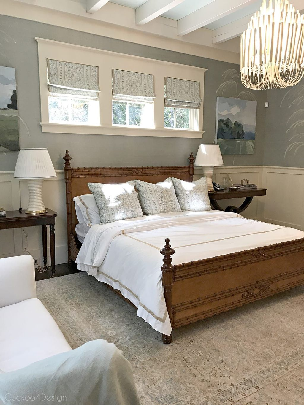 Stunning French Bedroom Decor Ideas That Will Inspire You 09