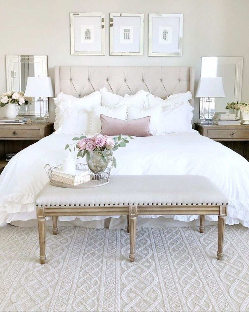 Stunning French Bedroom Decor Ideas That Will Inspire You 28