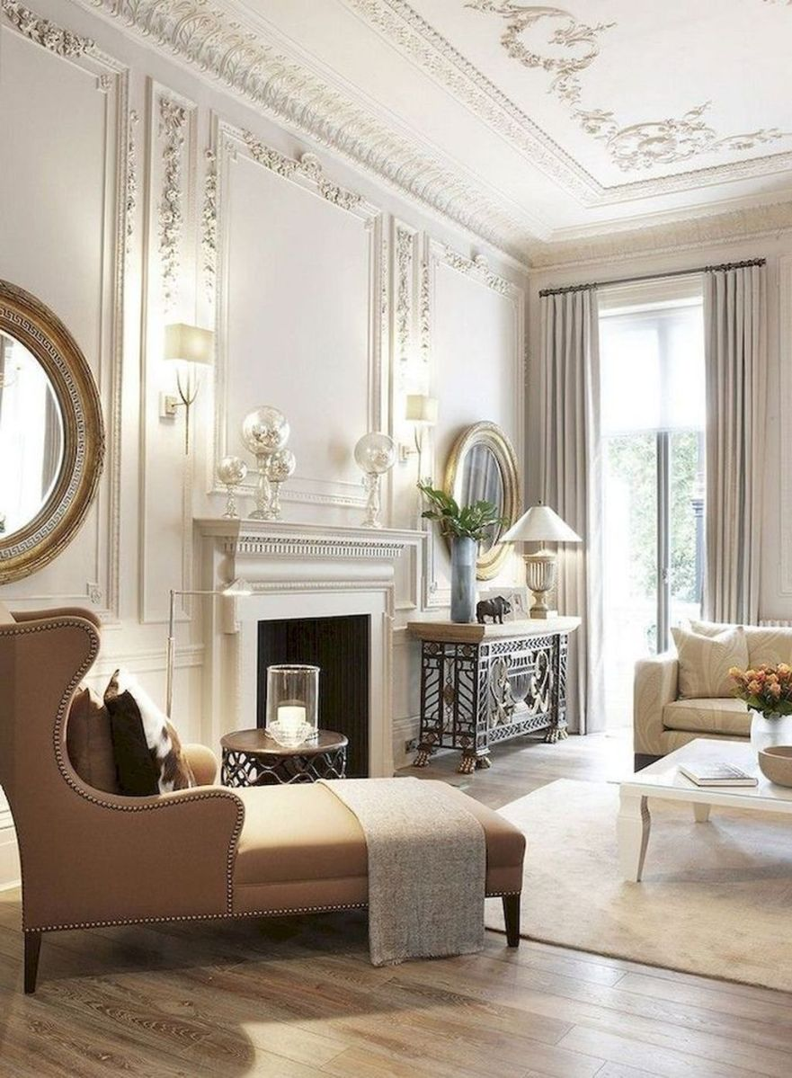 Stunning French Home Decor Ideas That You Definitely Like 04