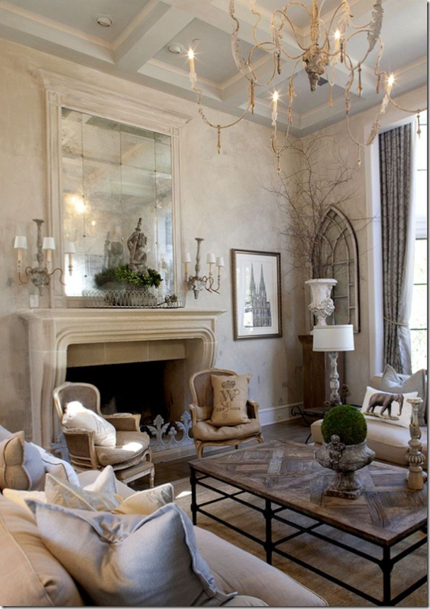 Stunning French Home Decor Ideas That You Definitely Like 13