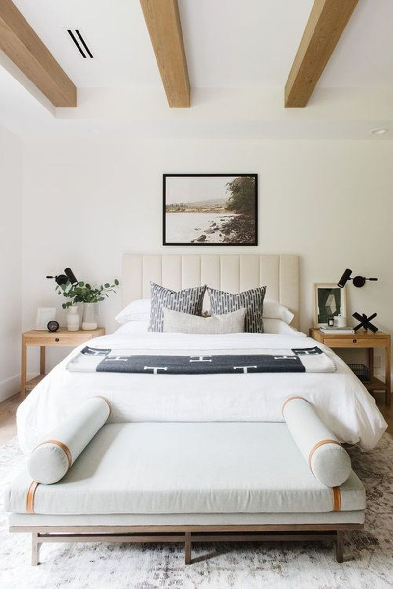 The Best Lake House Bedroom Design And Decor Ideas 23