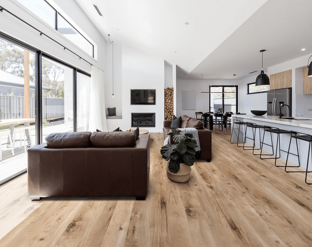Amazing Bamboo Flooring Ideas For Living Room 03