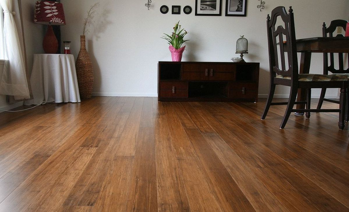 Amazing Bamboo Flooring Ideas For Living Room 30