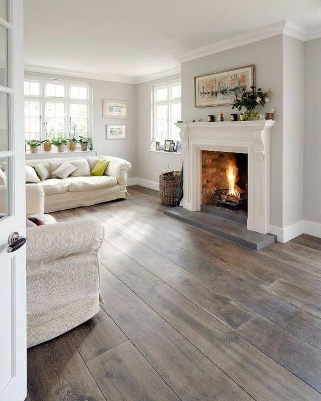 Amazing Bamboo Flooring Ideas For Living Room 33