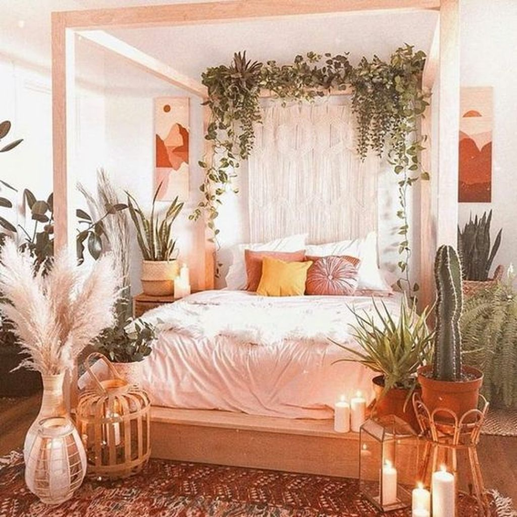Awesome Boho Chic Bedroom Decor Ideas 08