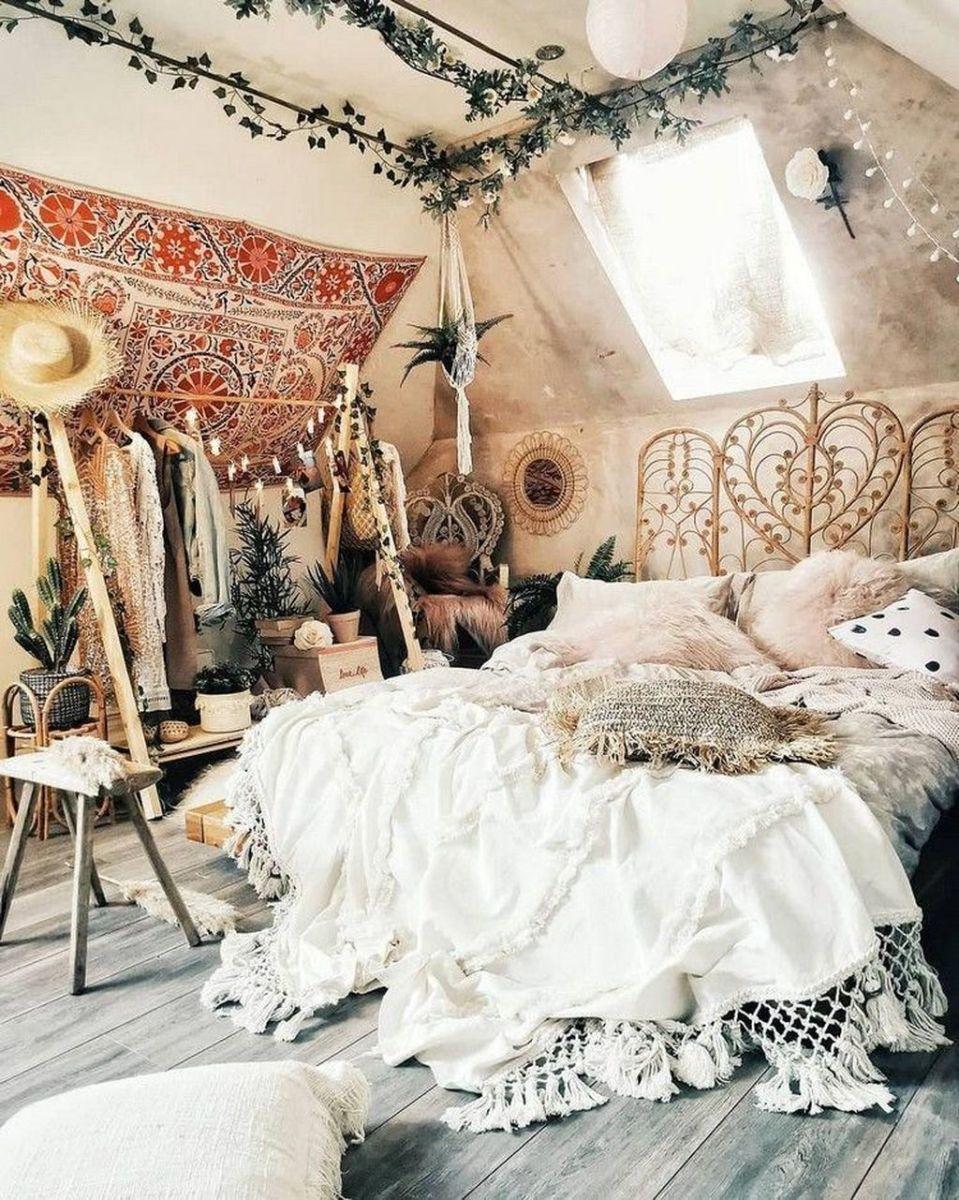 Awesome Boho Chic Bedroom Decor Ideas 10