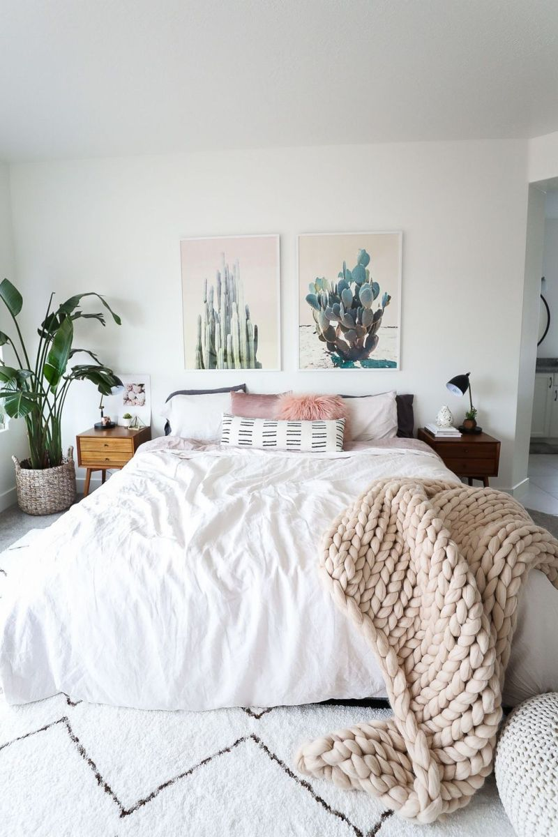 Awesome Boho Chic Bedroom Decor Ideas 24