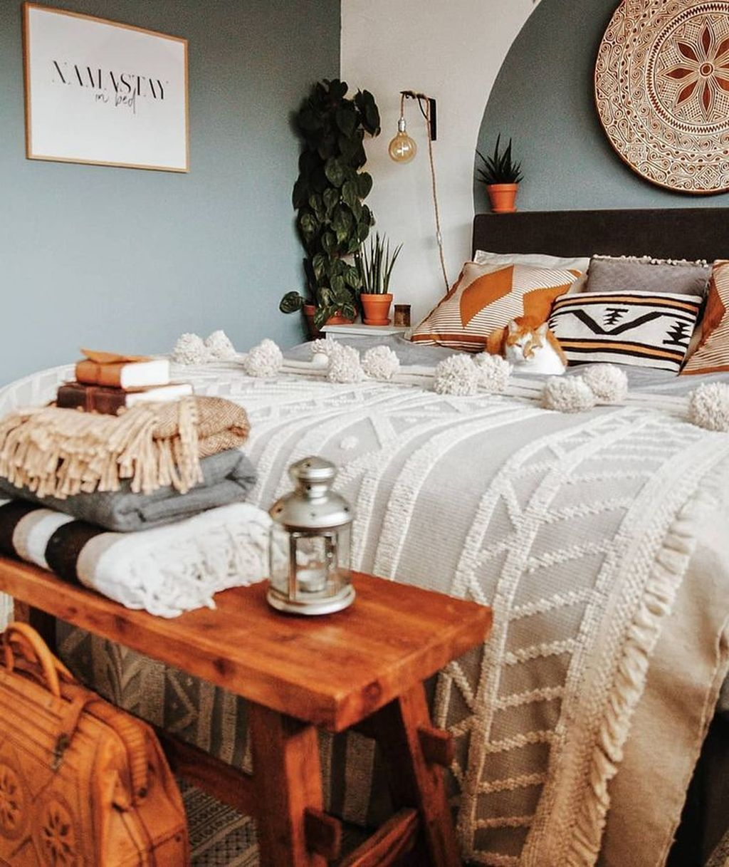 Awesome Boho Chic Bedroom Decor Ideas 31