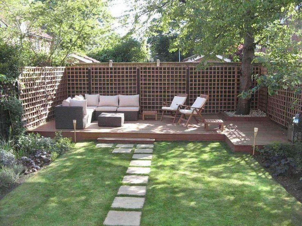 Beautiful Garden Design Ideas On A Budget 08