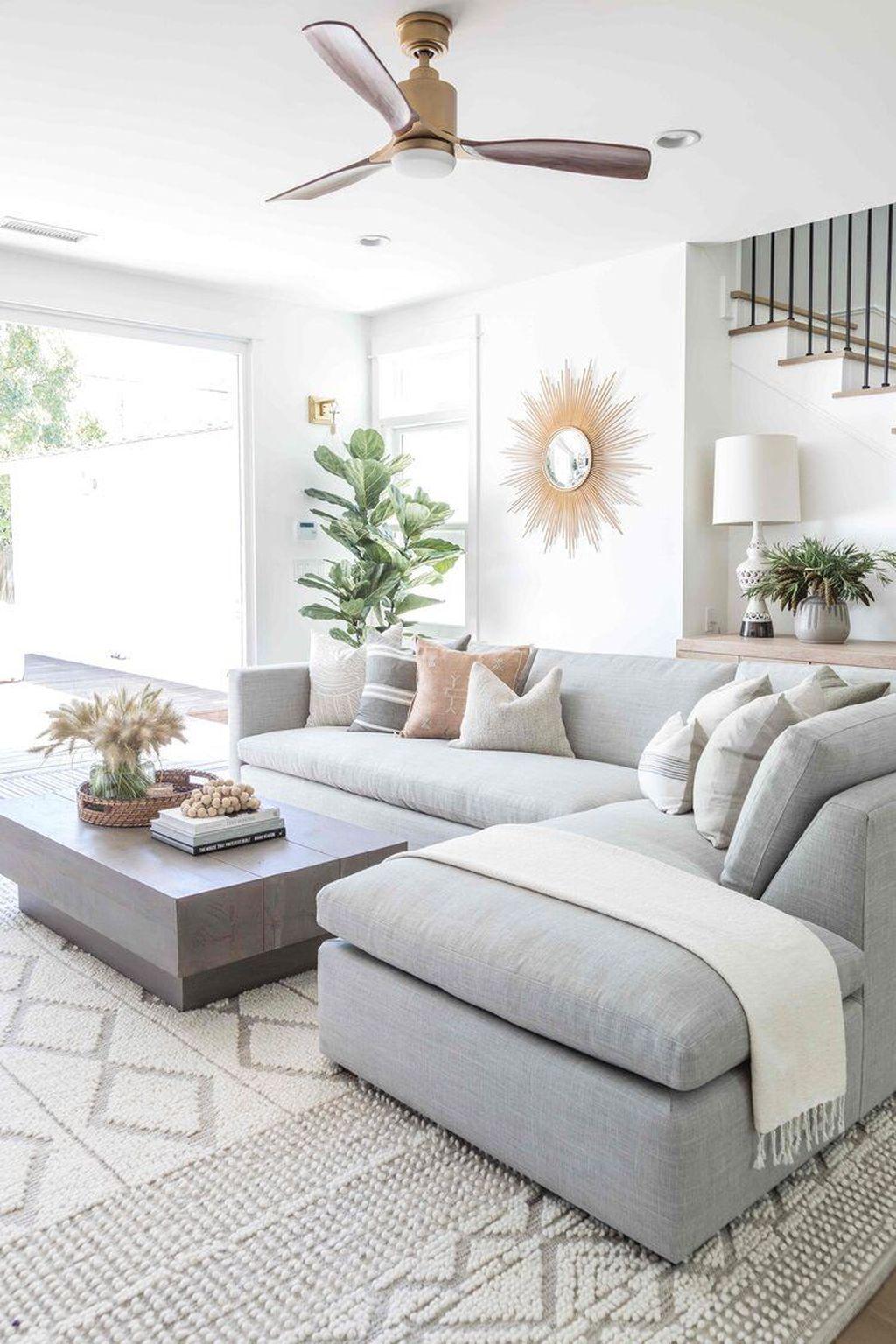 Best Neutral Living Room Decor Ideas 11