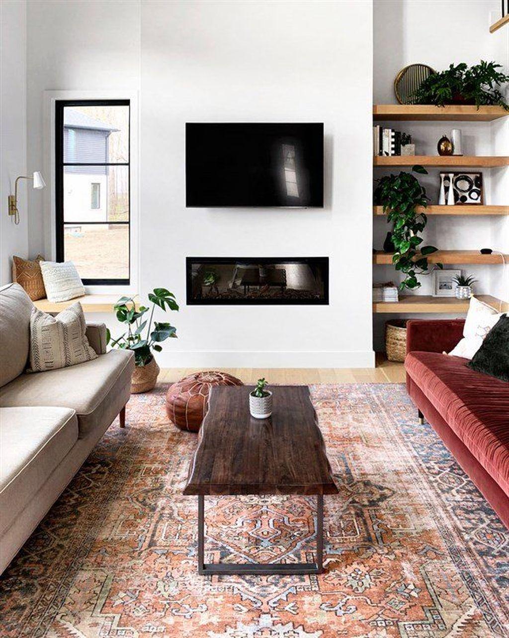 Best Neutral Living Room Decor Ideas 23
