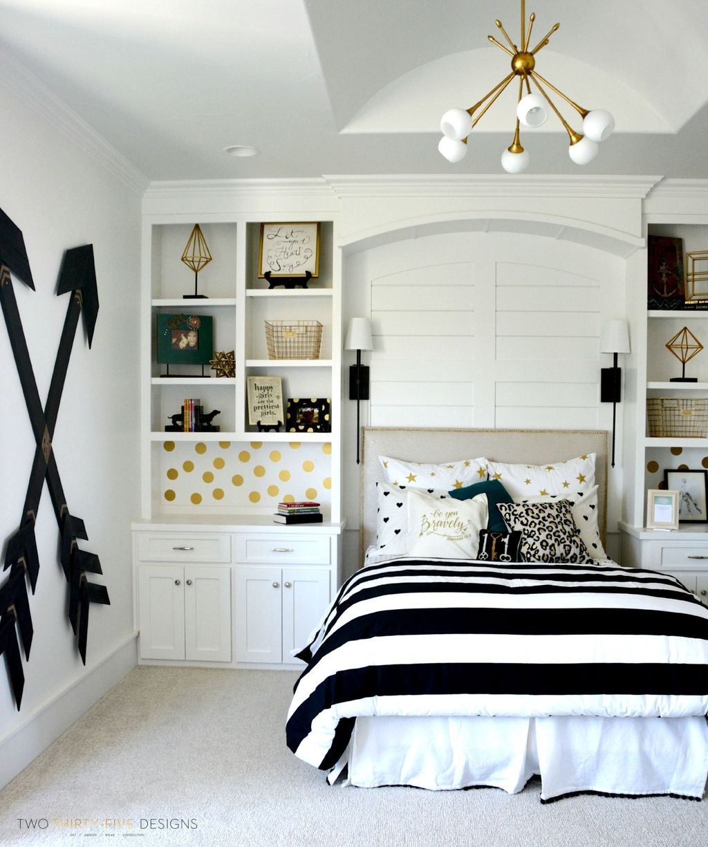 Best Teenager Bedroom Ideas With Awesome Decor 08