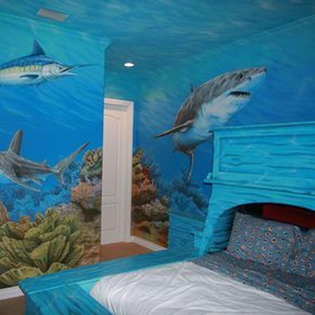 Fabulous Sky Bedroom Theme Decoration Ideas 06