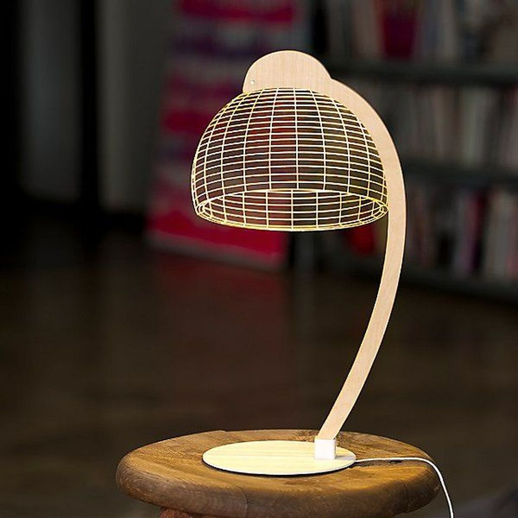 Fabulous Table Lamp Design Ideas 11