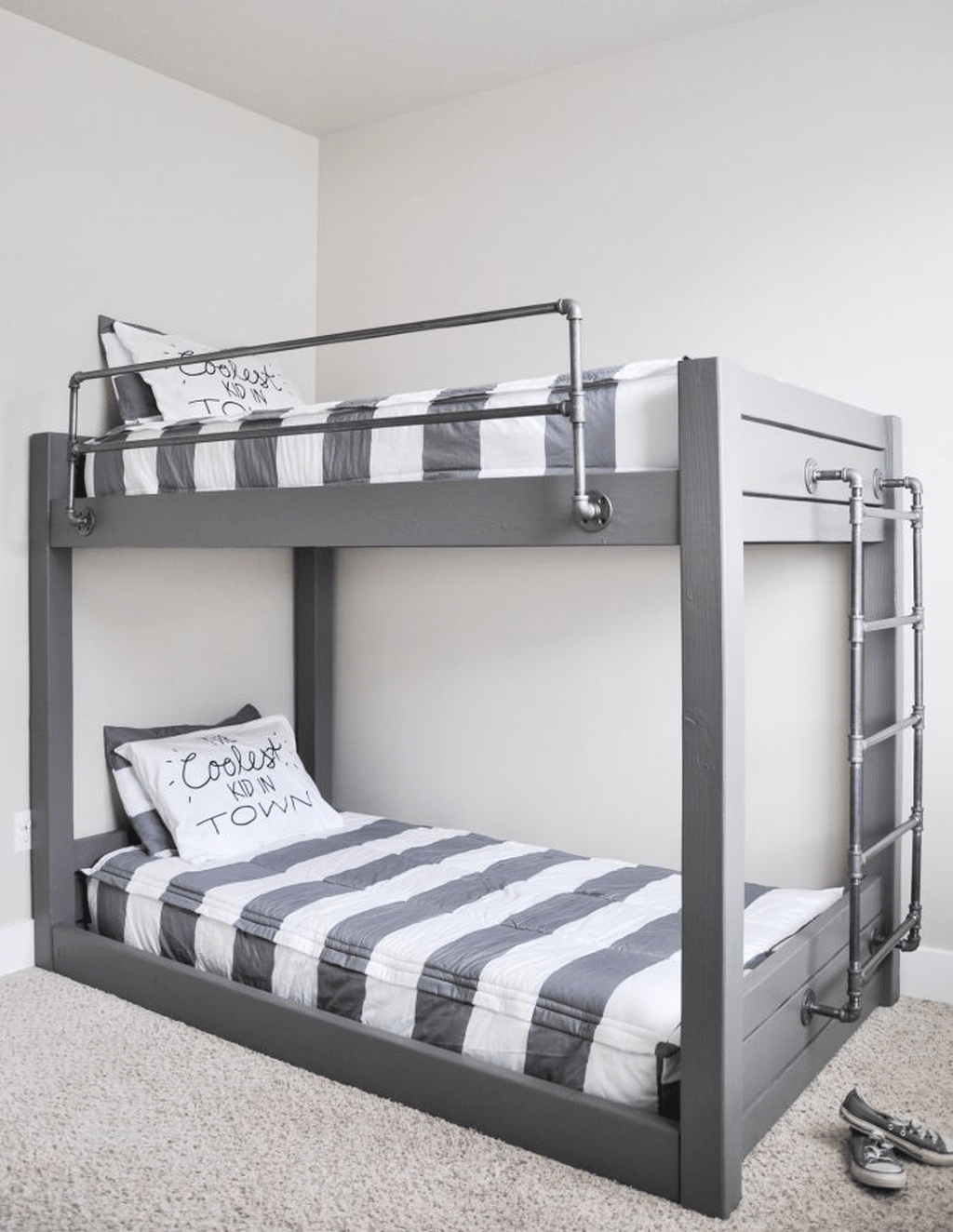Fascinating Bunk Beds Design Ideas For Small Room 04