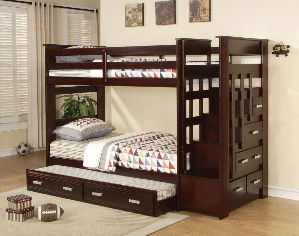 Fascinating Bunk Beds Design Ideas For Small Room 13