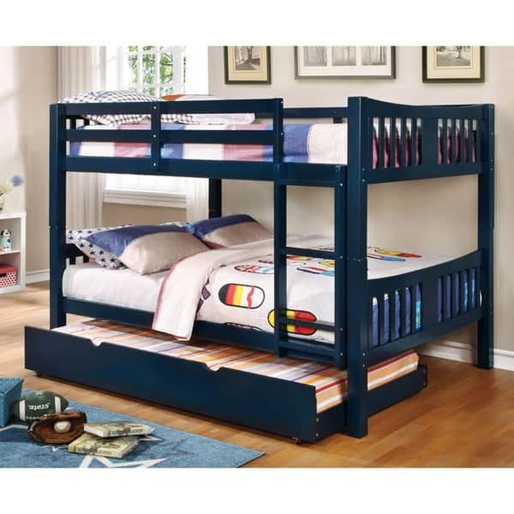 Fascinating Bunk Beds Design Ideas For Small Room 25