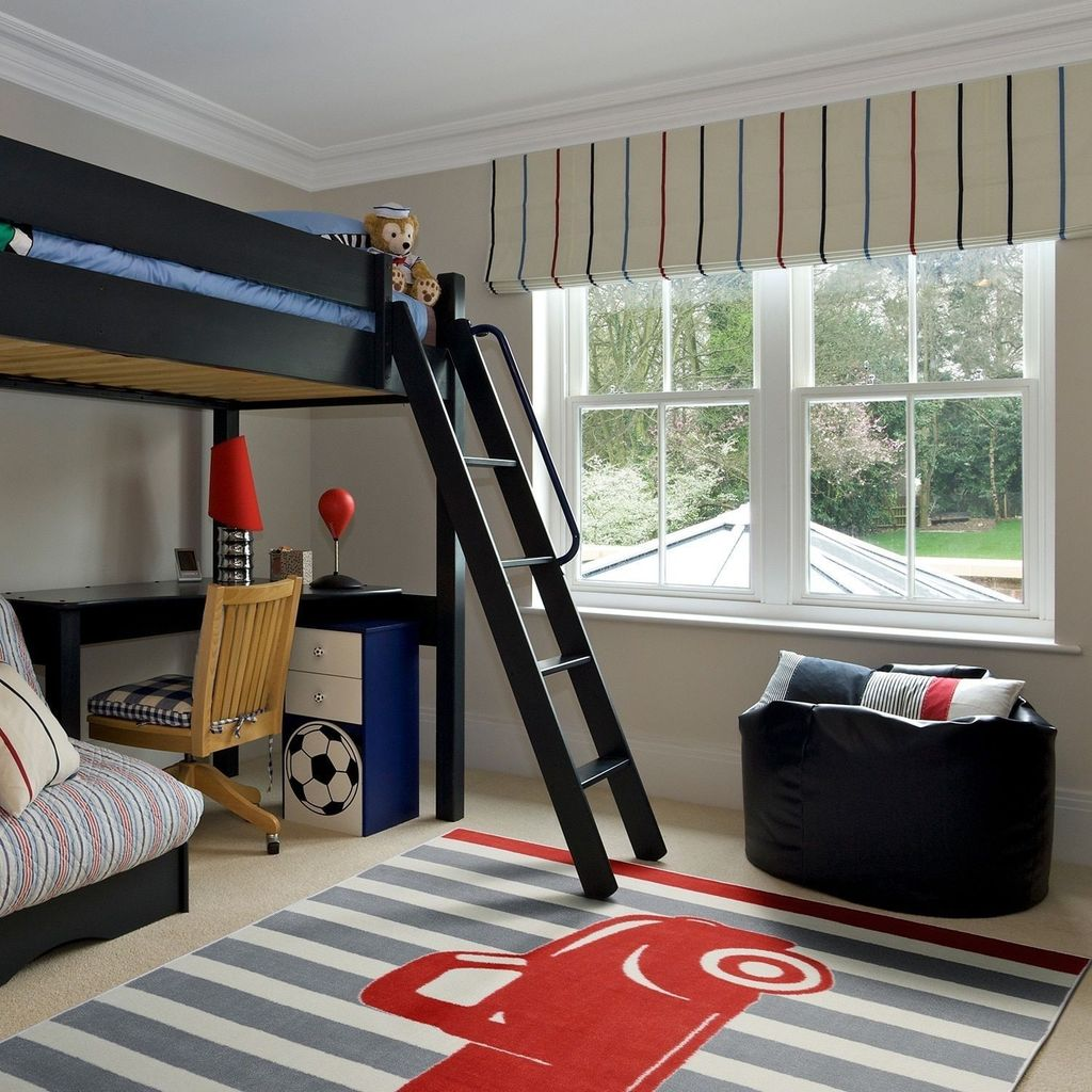 Fascinating Bunk Beds Design Ideas For Small Room 30