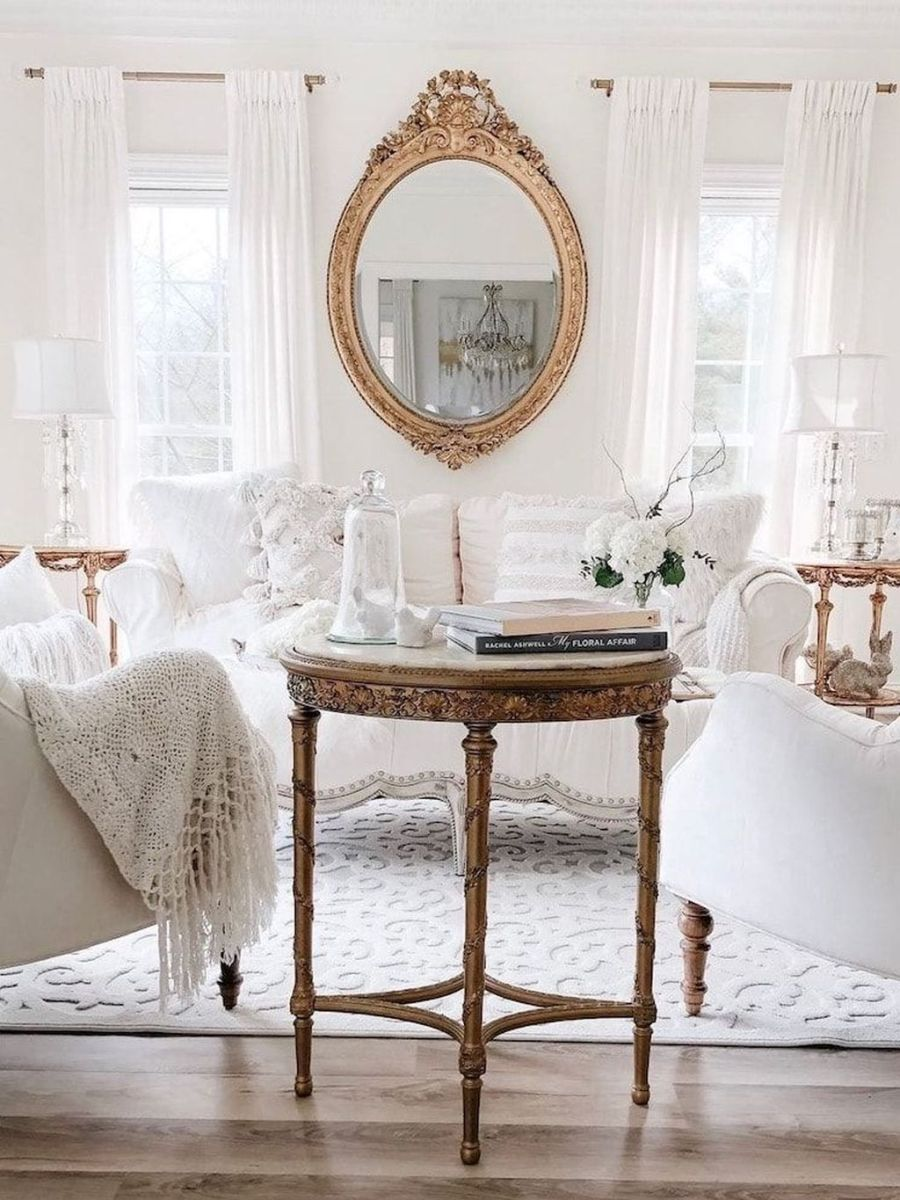 Gorgeous French Country Decorating Ideas 18