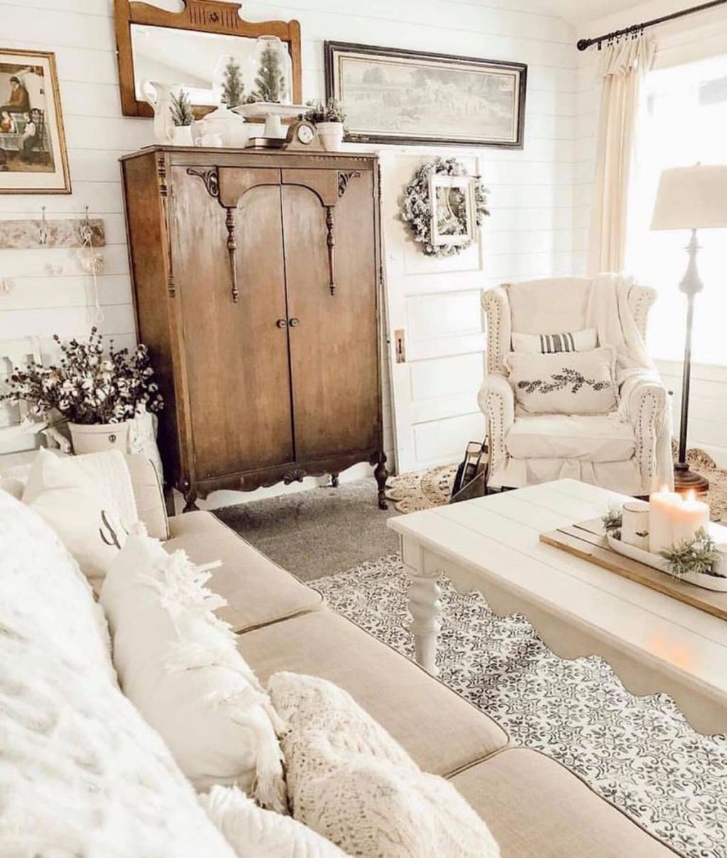 Gorgeous French Country Decorating Ideas 19