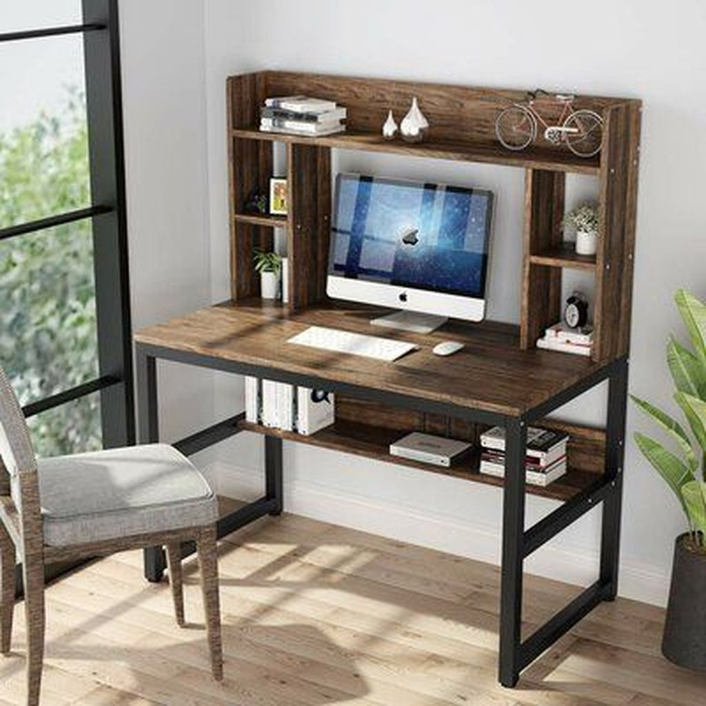 Inspiring Creative Desk Ideas You Must Try 30