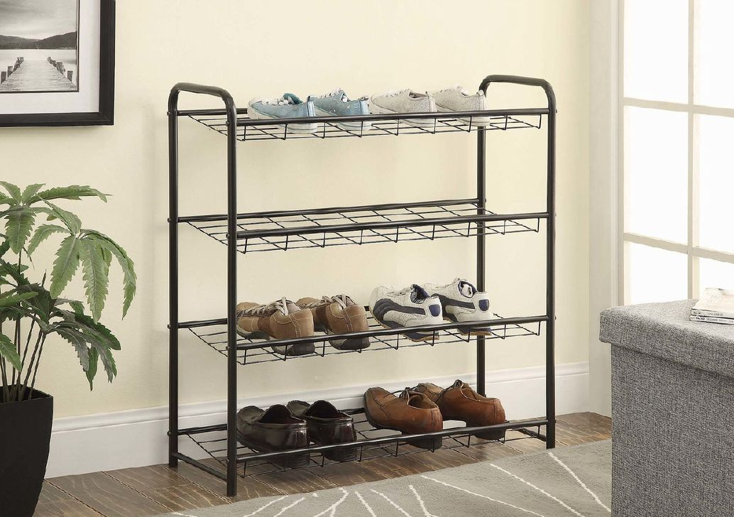 Nice Industrial Shoe Rack Design Ideas 28