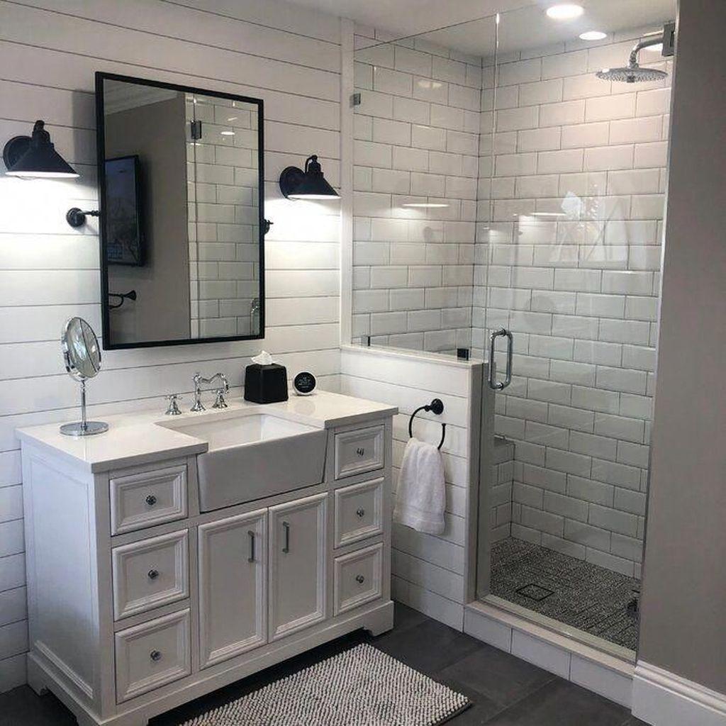 Stunning Bathroom Storage Design Ideas 04