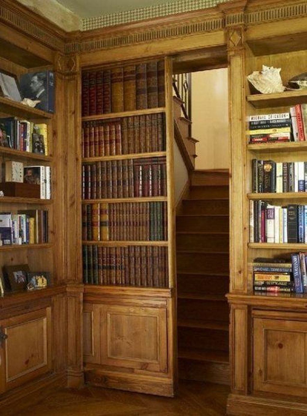 Stunning Hidden Room Design Ideas You Will Love 01