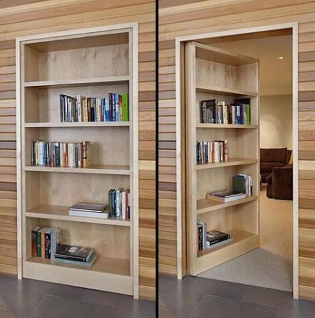 Stunning Hidden Room Design Ideas You Will Love 09