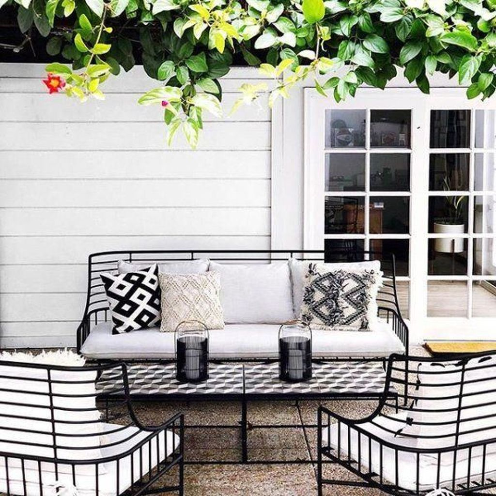 Stunning Rustic Patio Decorating Ideas 10