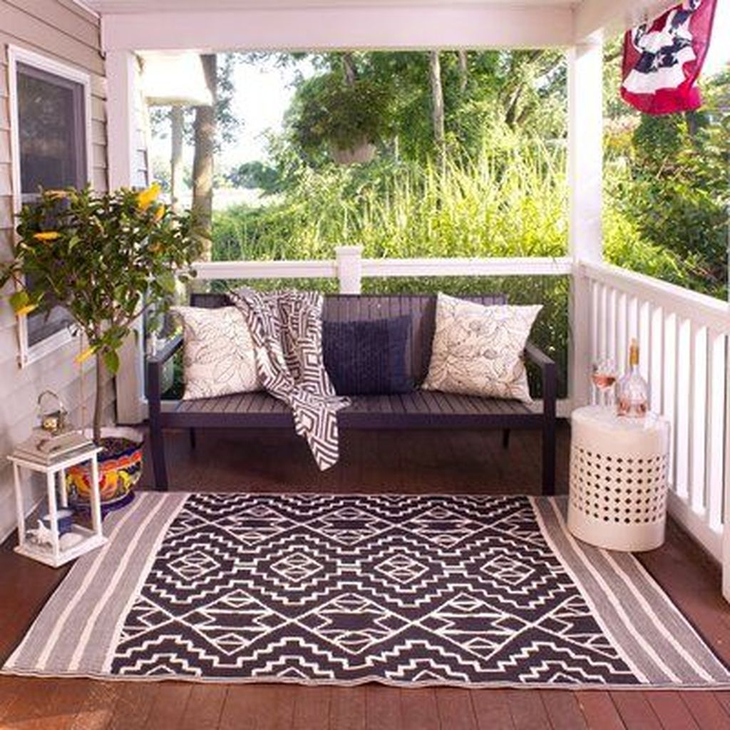 Stunning Rustic Patio Decorating Ideas 11