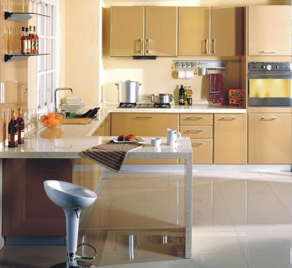 The Best Small Kitchen Design Ideas 17