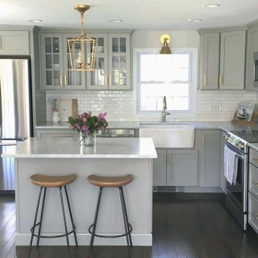 The Best Small Kitchen Design Ideas 24