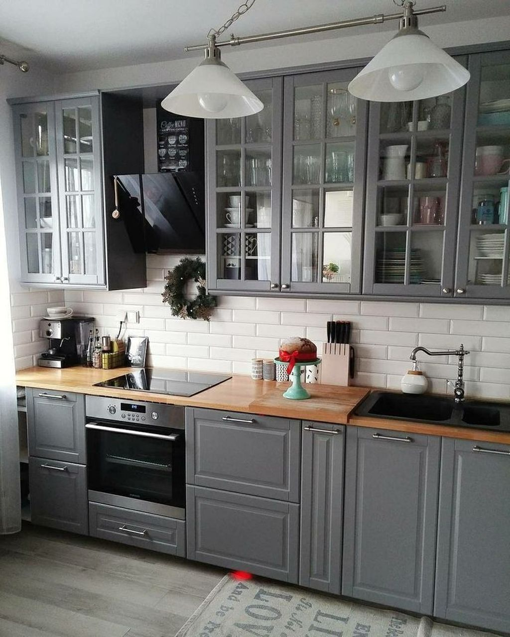The Best Small Kitchen Design Ideas 25