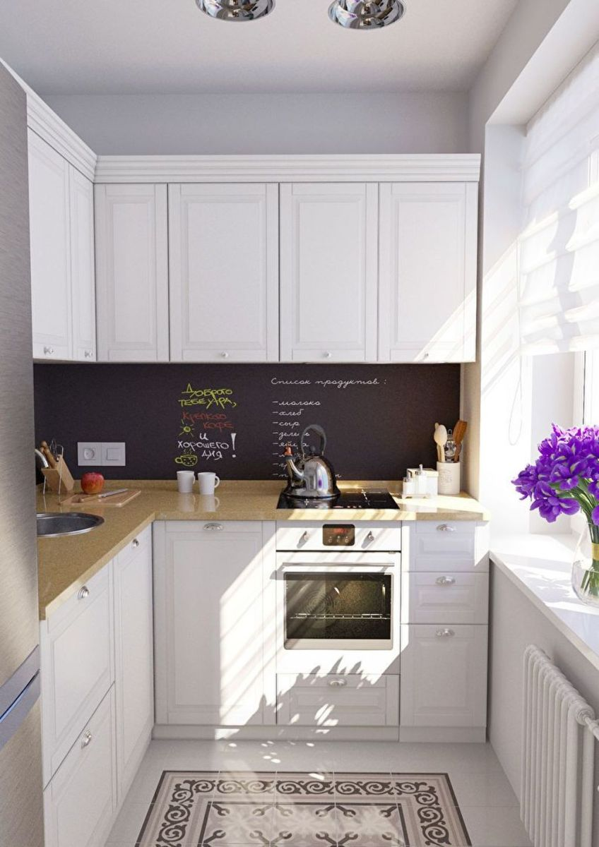 The Best Small Kitchen Design Ideas 29