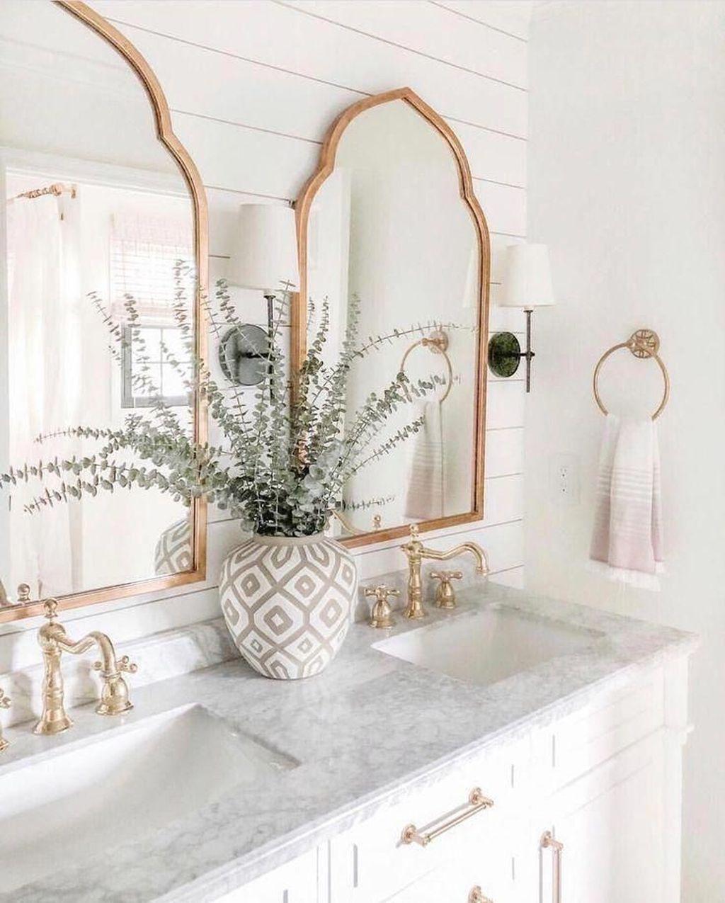 Admirable Rustic Modern Bathroom Design And Decor Ideas 02