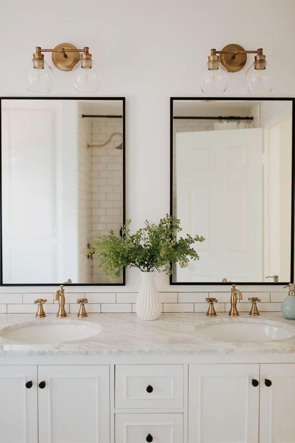 Admirable Rustic Modern Bathroom Design And Decor Ideas 06