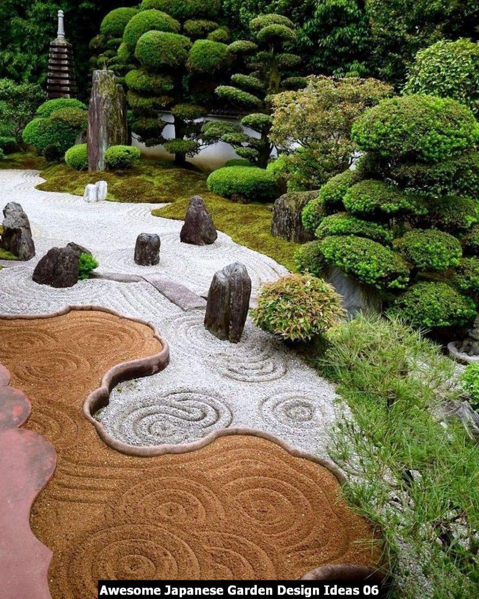 Awesome Japanese Garden Design Ideas 06